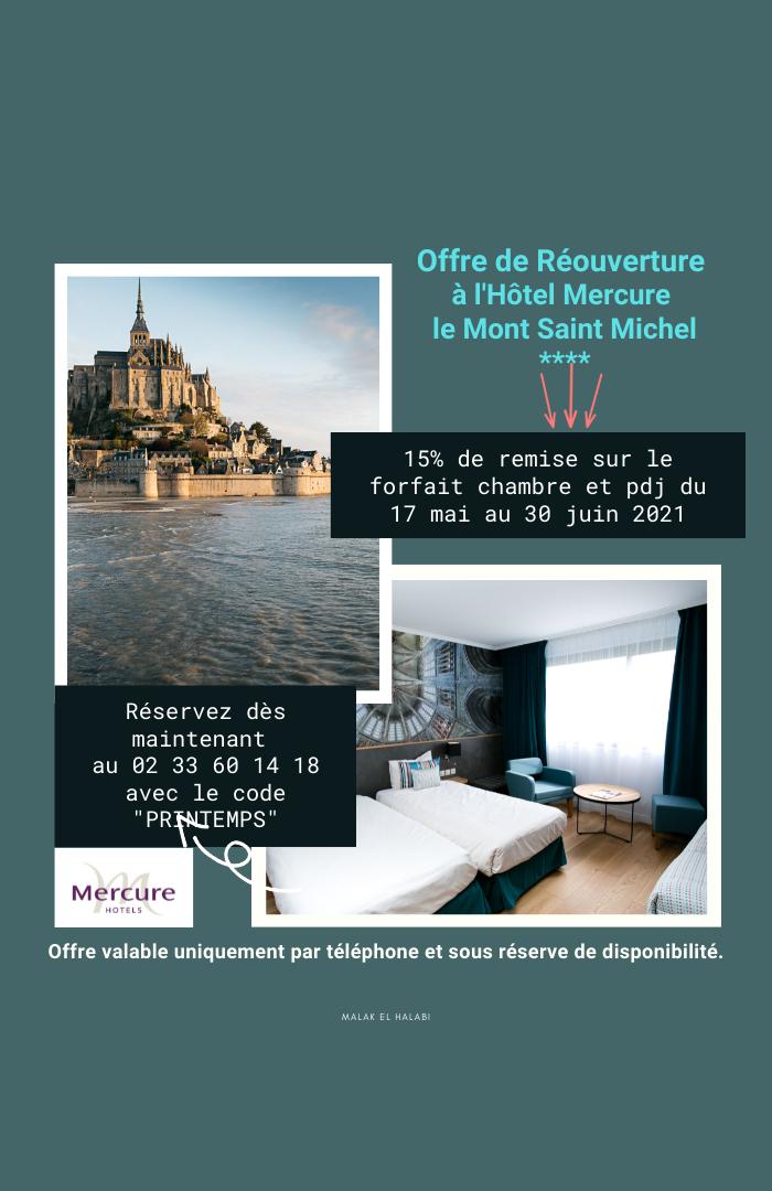 Hôtel Mercure ****